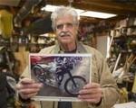 Skradziony motocykl odzyskany po… 46 latach