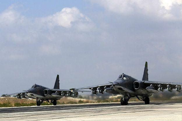 Syryjski generał: ataki Rosjan pomogły nam w ofensywie lądowej
