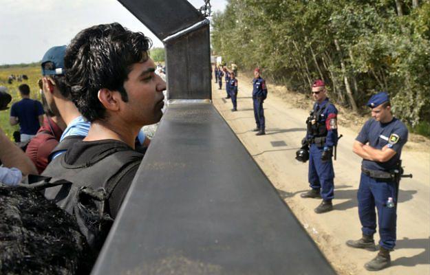 Dzień przed wprowadzeniem nowych przepisów granicę węgierską przekroczyło ponad 9 tys. imigrantów