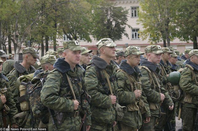 Białoruś uzależnia przyjęcie rosyjskich żołnierzy od decyzji Polski i innych państw regionu