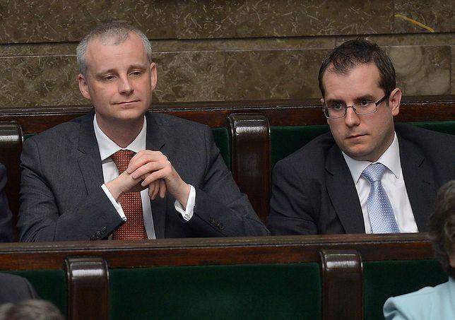 Piotr Babiarz i Przemysław Czarnecki