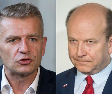 Bartosz Arłukowicz i Konstanty Radziwiłl