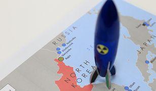 USA: Korea Północna ma co najmniej 13 ukrytych baz nuklearnych