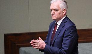 Koronawirus i wybory prezydenckie 2020. Jarosław Gowin złożył rezygnację