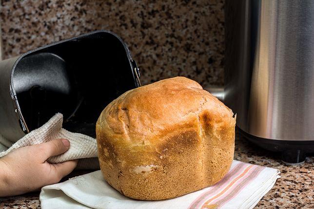 Uwaga - samodzielne pieczenie chleba naprawdę wciąga!