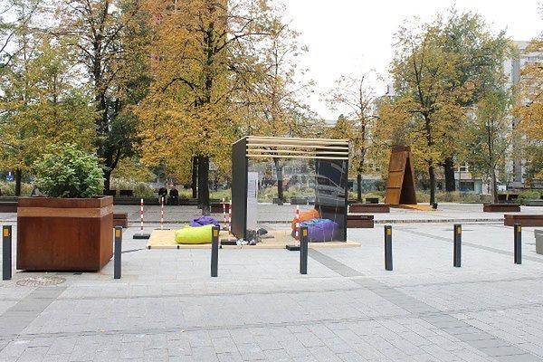 Pl. Grzybowski zniszczony kilka lat po remoncie