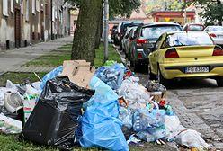 Gorzów Wielkopolski tonie w śmieciach