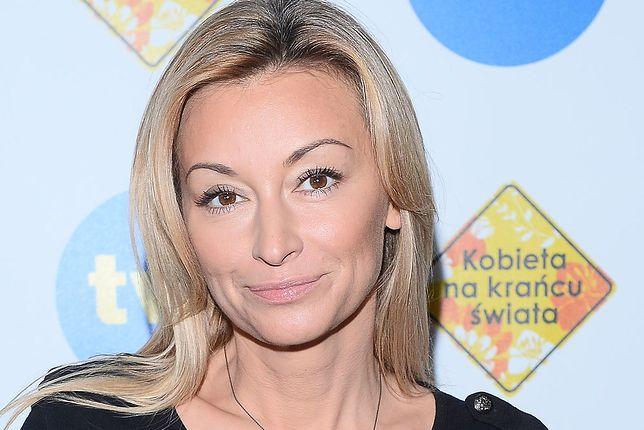 Martyna Wojciechowska wsparła akcję #doceńTOPR
