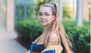 Kinga Sawczuk przystąpiła do egzaminu dojrzałości.