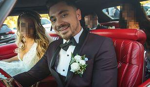 Daniel Martyniuk jeszcze w towarzystwie swojej żony