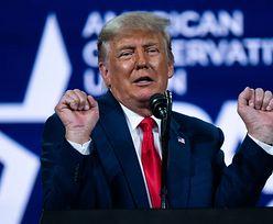 Trump będzie kandydował na prezydenta? Jego słowa nie pozostawiają wątpliwości