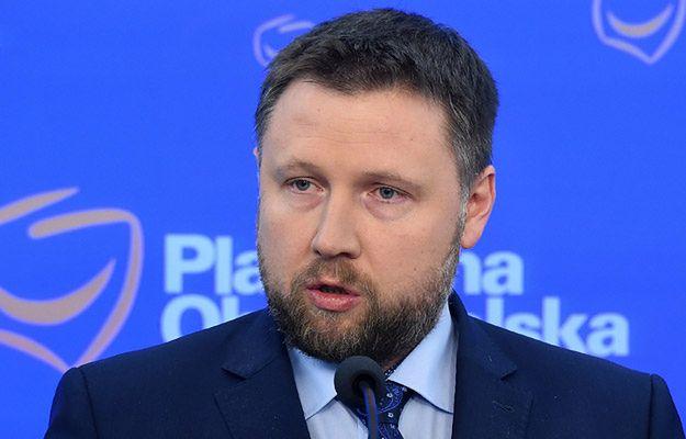 PO o szefie MON i katastrofie smoleńskiej: cynizm Antoniego Macierewicza