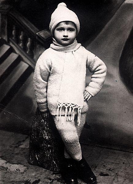 Z archiwum rodzinnego gen. Jaruzelskiego - zdjęcia