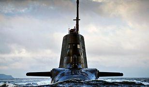 Brytyjskie okręty podwodne Astute - niewidzialne i atomowe