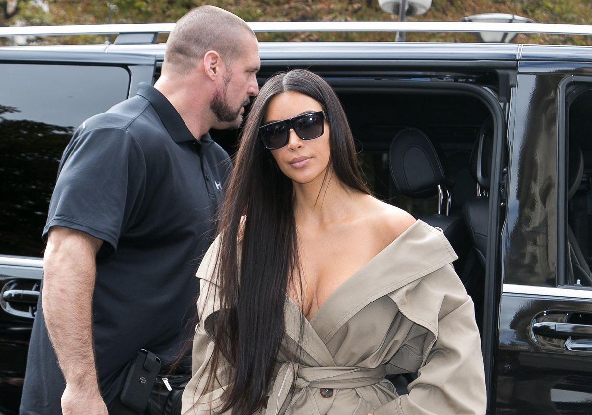 Po napadzie ludzie pytali, dlaczego Kim Kardashian była bez ochroniarza?