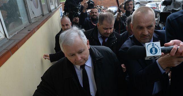 Kaczyński w dwóch słowach skomentował weta Dudy. Ta reakcja mówi wszystko