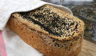 Domowy chleb gryczany. Takiego nie kupisz w piekarni