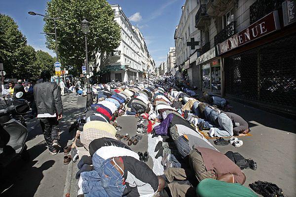 Muzułmanie stanowią coraz większą część społeczeństwa francuskiego