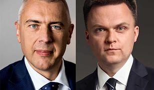 Szymon Hołownia i Roman Giertych kandydatami w wyborach do Senatu? Jest jeden warunek