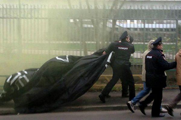 Atak na polską ambasadę w Moskwie. Rosyjski ambasador złożył wyjaśniania