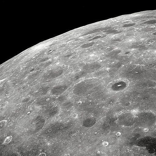 Na Księżycu jest woda!