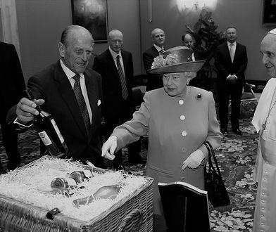 Książę Filip nie żyje. Watykan przesyła kondolencje królowej Elżbiecie II