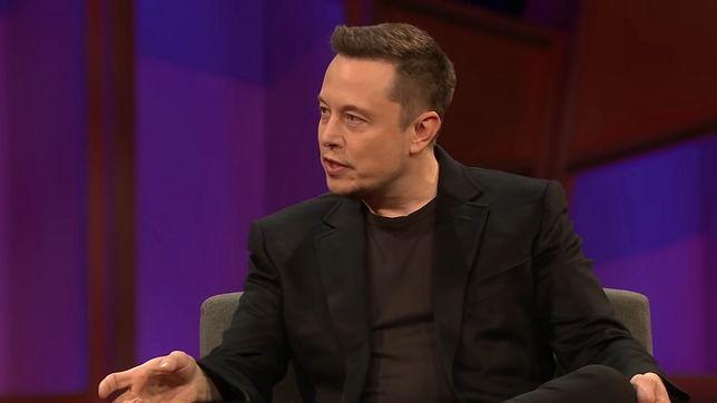 Elon Musk pracuje nad siecią Starlink