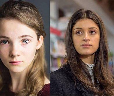 """""""Wiedźmin"""" Netflixa znamy kolejnych aktorów: Freya Allan jako Ciri (L) i Anya Chalotra jako Yennefer (P)"""