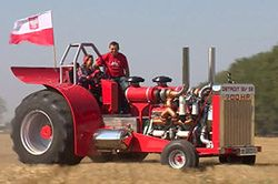 Polak stworzył traktor o mocy 700 KM