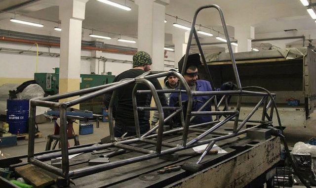 Rzeszów - studenci konstruują wyścigówkę