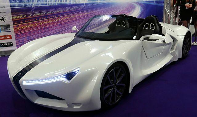 Hydrocar to pierwszy skonstruowany w Polsce samochód napędzany wodorem