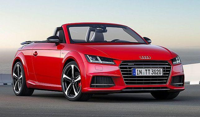 Audi TT w wersji specjalnej S line competition