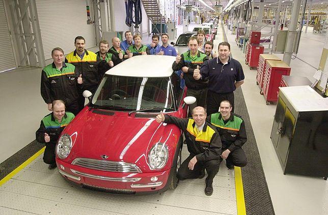Fabryka Mini w Oxfordzie