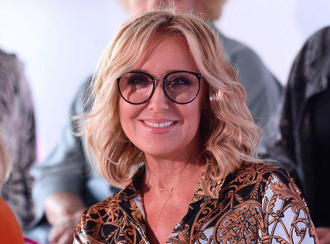 Agata Młynarska jest dziennikarką i prezenterką