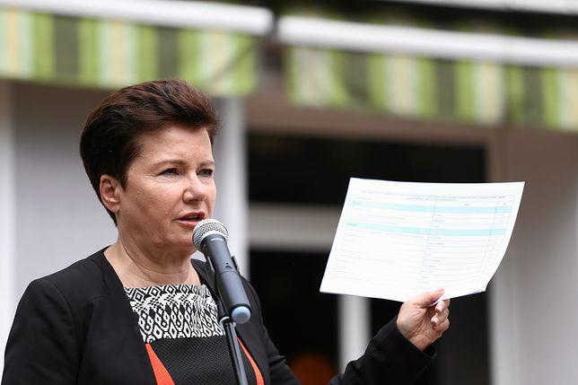 """""""To nieudolna próba wybielenia urzędników Lecha Kaczyńskiego"""". Prezydent Warszawy idzie w zaparte"""