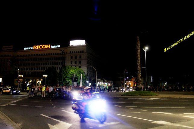 Kolejna edycja Nightskating Warsaw (zdjęcia)