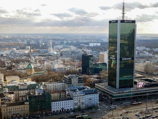 Pogoda w Warszawie we wtorek