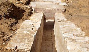 Egipt - archeolodzy odkryli nieznaną piramidę