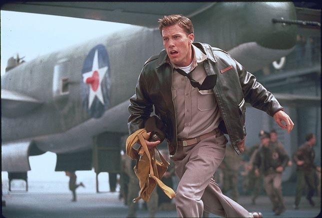 """Ben Affleck w filmie """"Pearl Harbor"""""""