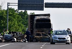 Wypadek na A6 pod Szczecinem. Policja szuka świadków i nagrań