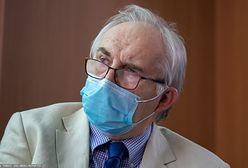 Koronawirus. Prof. Marian Zembala krytykuje protesty rolników