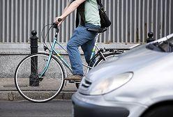 Rośnie liczba wypadków rowerzystów w Poznaniu
