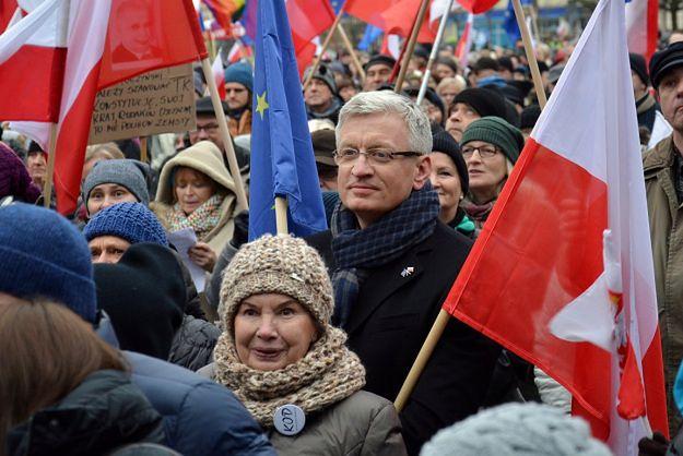 """Prezydent Poznania o demonstracjach KOD-u: """"To historyczne wydarzenie dla naszego miasta"""""""