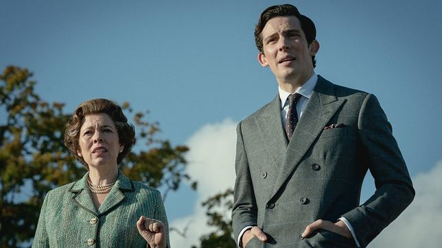 """4. sezon """"The Crown"""" cieszy się dużą popularnością."""