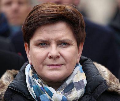 Beata Szydło wspomina Katarzynę Łaniewską. Dostała od niej piękny prezent