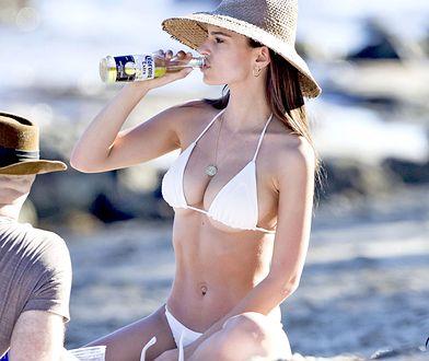 26-letnia modelka uchodzi za właścicielkę jednego z najpiękniejszych ciał show-biznesu