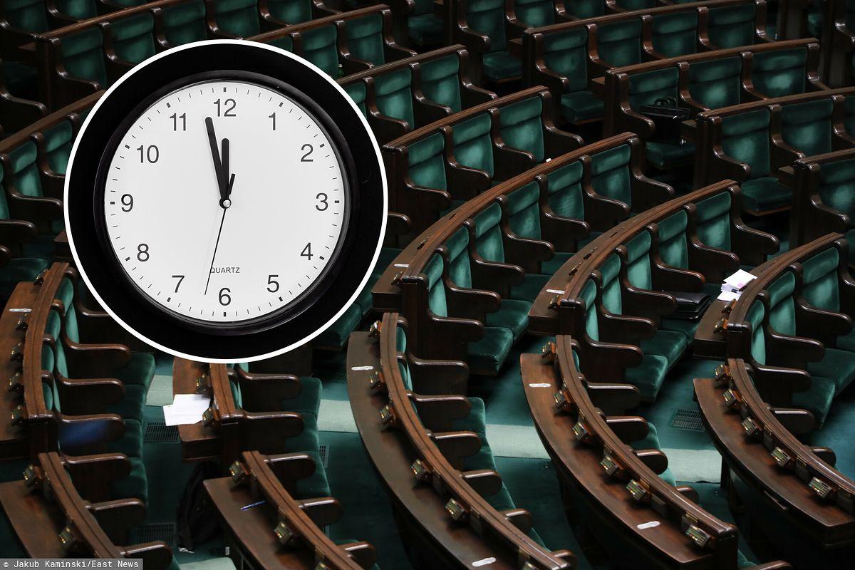 Koniec zmiany czasu na zimowy? Ustawa już w Sejmie. Polacy mają jasne zdanie