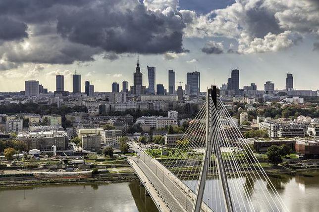 Miejsce 10. Warszawa, Polska