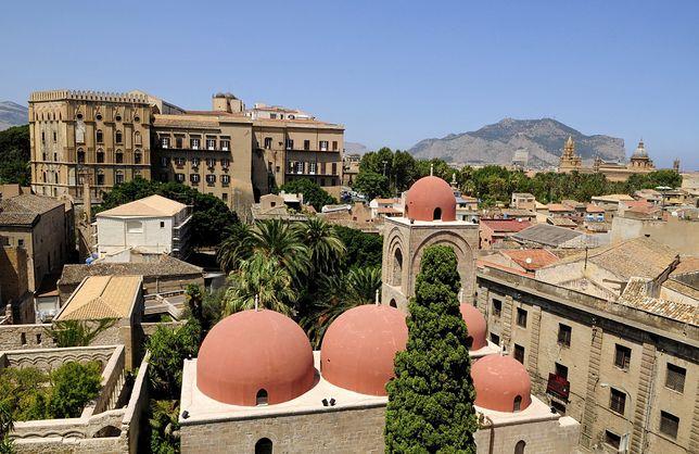 Palermo to stolica Sycylii i największe miasto na tej wyspie
