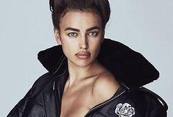 """Zniewalająca Irina Shayk na okładce hiszpańskiej edycji """"Vogue'a"""""""